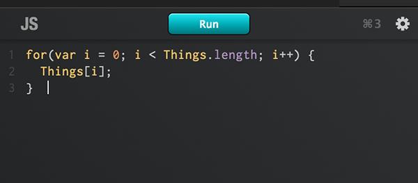 run-button