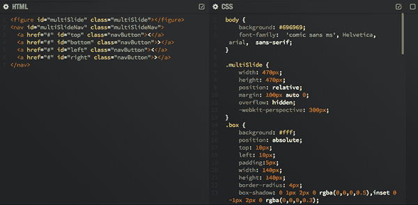 html-css-only