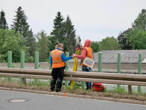 Infrastructure Deformation monitoring Conventional Measurement