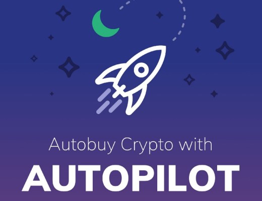 Autopilot Feature to Make Crypto Simple