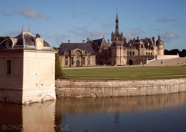 France The Many Homes of Bond...James Bond