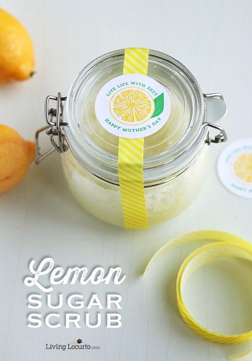 Lemon-Sugar-Scrub-DIY-Craft