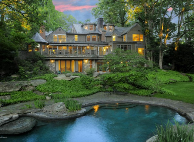 297 Round Hill Road, Greenwich, CT listed by Cynthia DeRiemer with Coldwell Banker Residential Brokerage