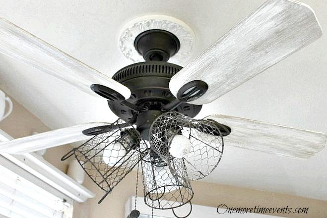 Ceiling Fan Farmhouse
