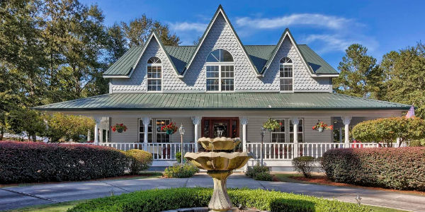 929 New Bridge Road, Aiken, SC listed by Leslie Doerr with Coldwell Banker Residential Brokerage for $1,250,000