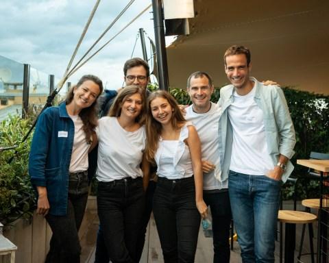 Photo équipe Colette Club