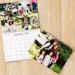Order a custom photo calendar (or two!) for 2016