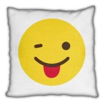 "Emoji ""smiley"" pillows make perfect holiday gifts"