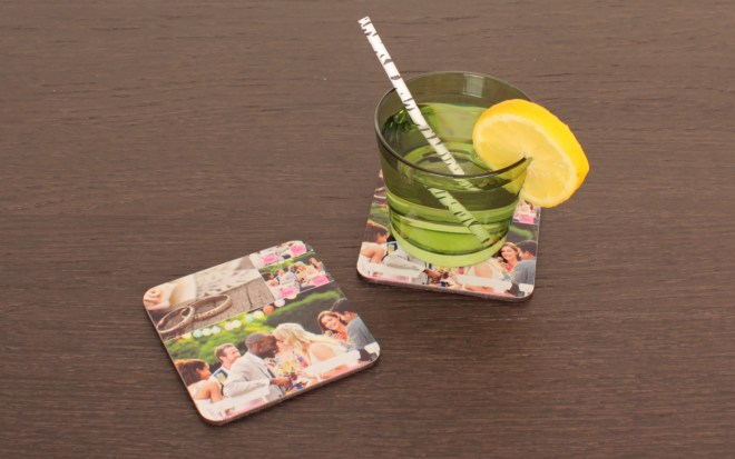 Coasters and cocktails