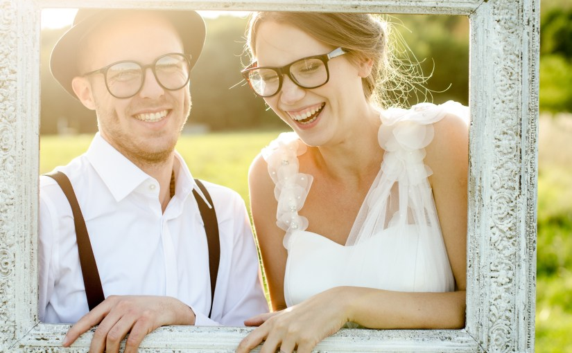 Photo gifts for summer weddings