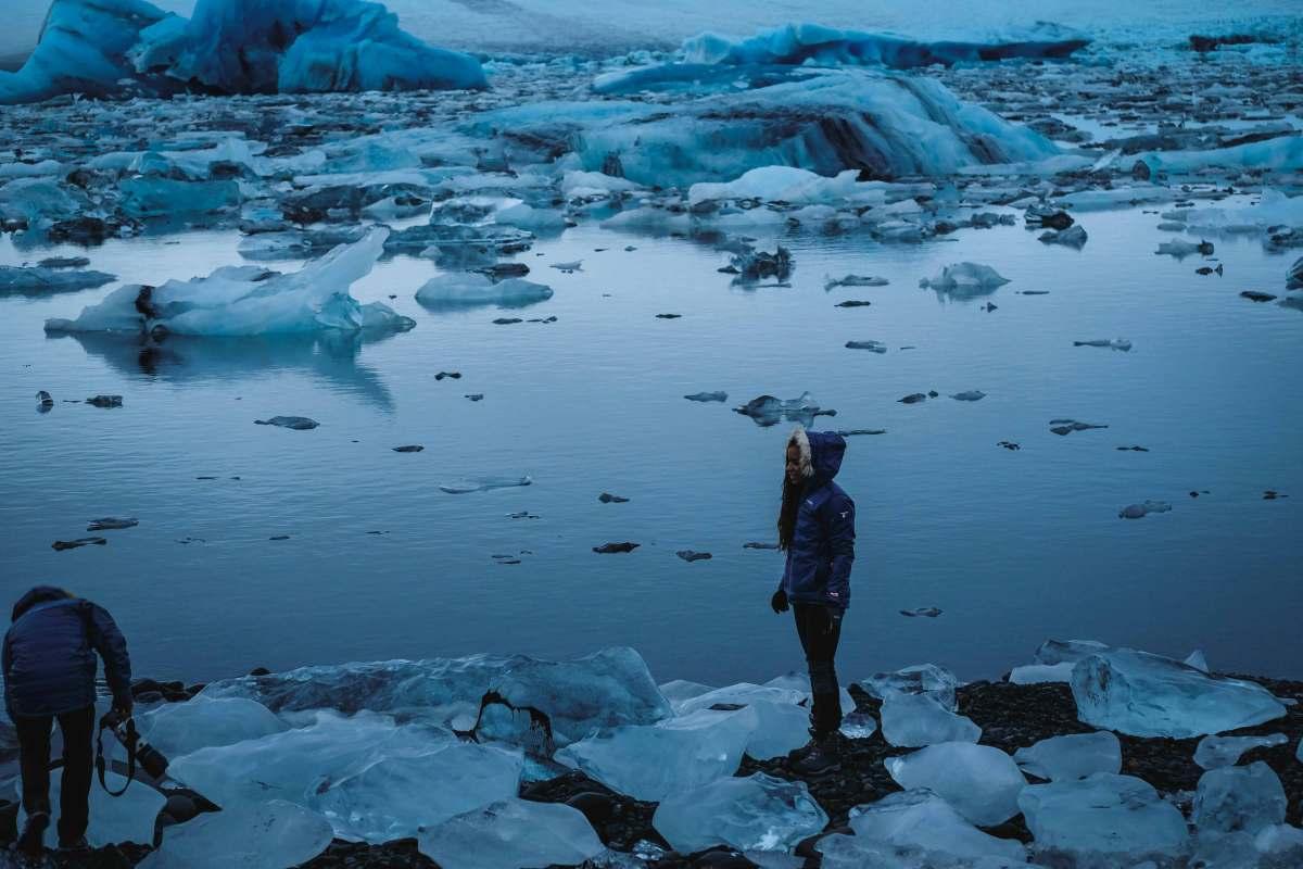Joksulasn Glacier Lagoon