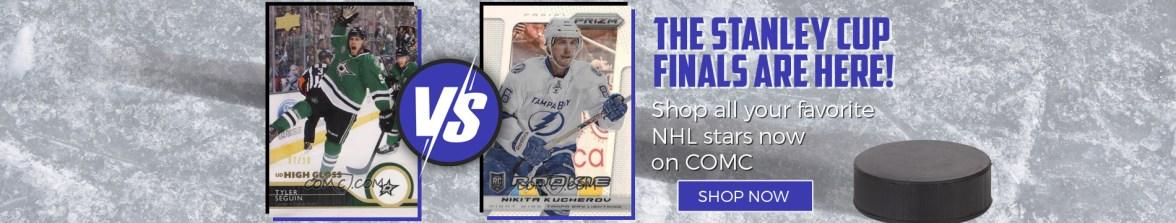NHL Stanley Cup Playoffs, NHL, Hockey, Dallas Stars, Tampa Bay Lightening