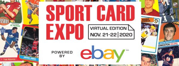 2020 Virtual Sports Card Expo