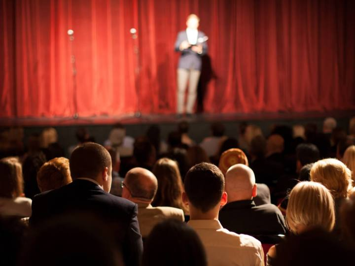 Top 5 Comedy Clubs in Las Vegas