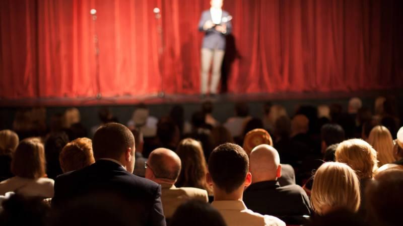 Top 5 Comedy Clubs in Las Vegas