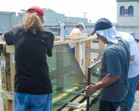 Premium Outlets Mall Skylight Replacement-1026