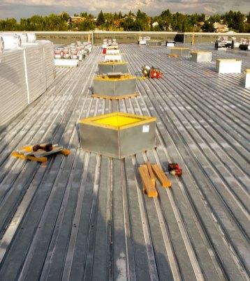 New Sun Tunnels Amp Sunoptic Skylights At Kelly Walsh Hs