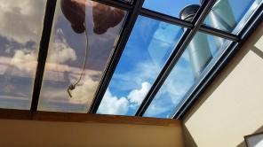 re-glaze skylight 23778-102915