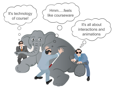 The eLearning Elephant!