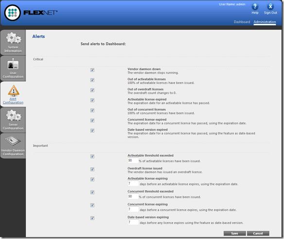 FlexNET litsentsihalduril nüüd ka veebiliides