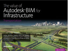 Autodesk BIM for Infrastructure