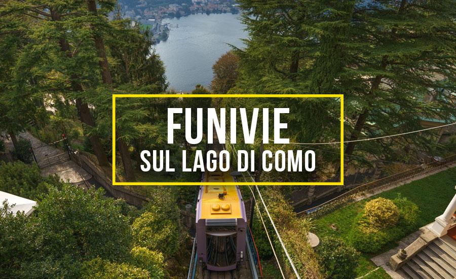 Punti Panoramici Lago Di Como Raggiungibili Con Funicolari E