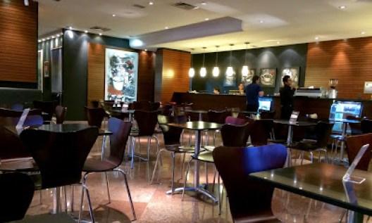 Resultado de imagem para paraguai monalisa cafeteria