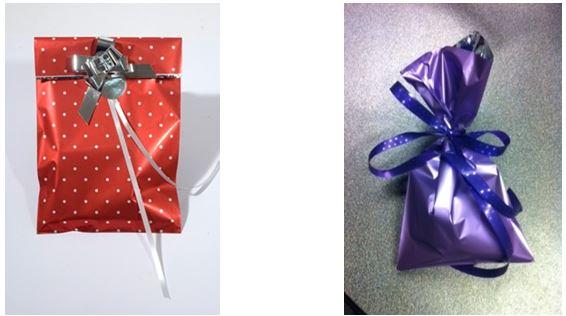 Geschenkpapierbeutel Pack And Design
