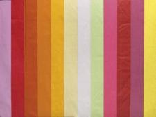 papier de soie coloré