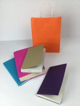 Des sacs en papier pour recouvrir vos livres ?
