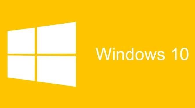 Werken met Windows 10, deel 2