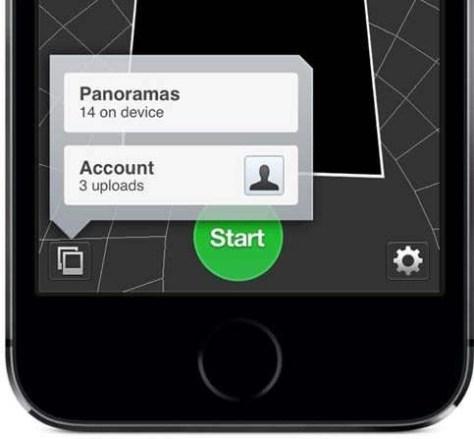 Meld je aan bij een eerder aangemaakte account, of maak eerst nog een account aan.