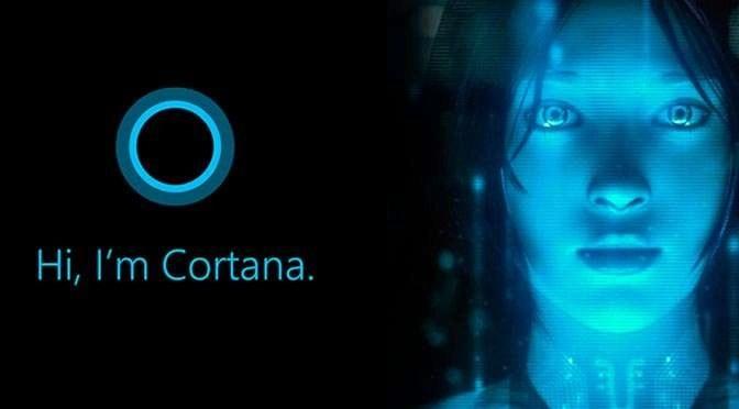 Cortana? Waar ben je nou?