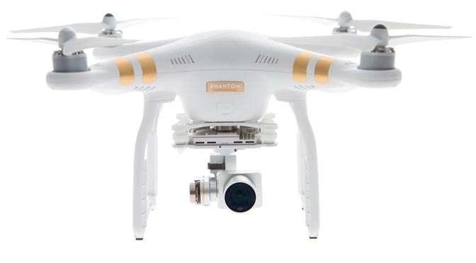 Wiebe de Jager: 'Lees voor je begint de gebruiksaanwijzing van je drone!'