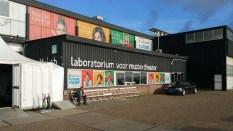Het M-lab in Amsterdam-Noord.