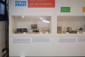 De geschiedenis van de PC.