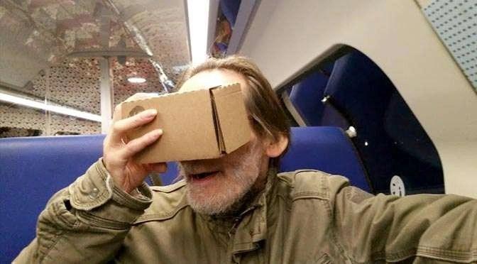 Cardboard Camera: verdwijnen in je eigen panorama