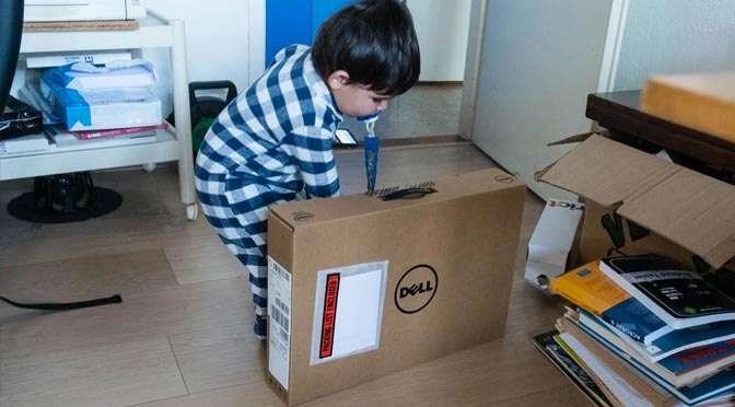 Van mijn geloof afgevallen voor een Dell…