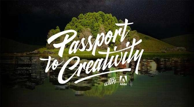 Passport to Creativity: win een reis naar een prachtige plek op aarde…