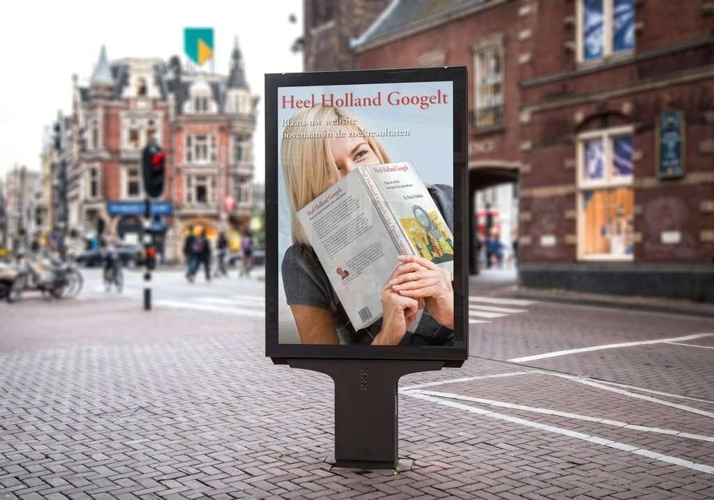 Heel-Holland-Googelt-Amsterdam-Billboard