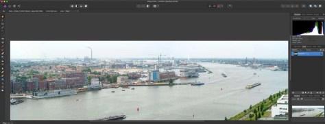 Panorama's maken in Affinity Photo is eenvoudig.
