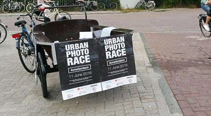De Amsterdamse Urban Photo Race