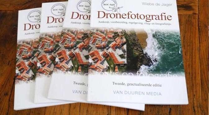 Maak kans op een gratis exemplaar van de 2de editie van Dronefotografie!