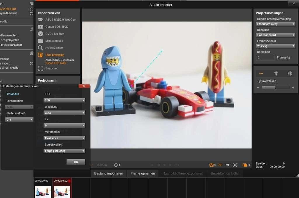 Hoe maak je een stop motion animatie - Hoe je je studio ontwikkelt ...