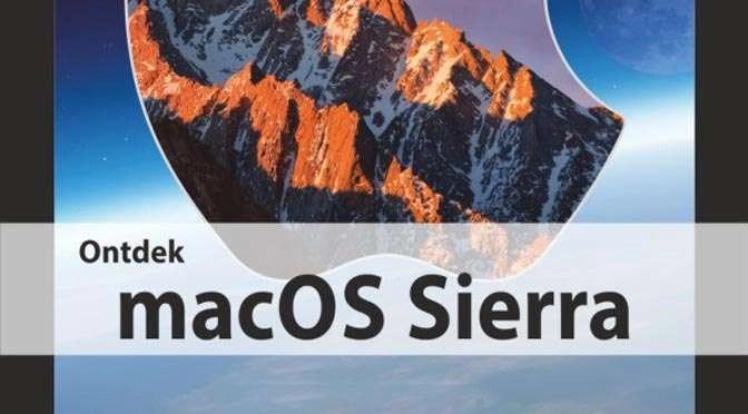 Ontdek macOS Sierra