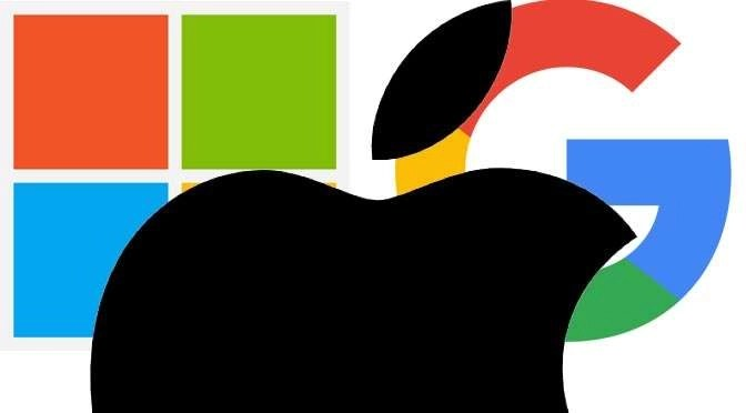 Wakker worden, Apple!