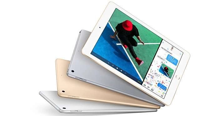 Apple presenteert goedkoopste nieuwe iPad ooit