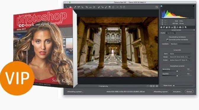 VoorIntekenPrijs: Het Adobe Photoshop CC-boek voor digitale fotografen