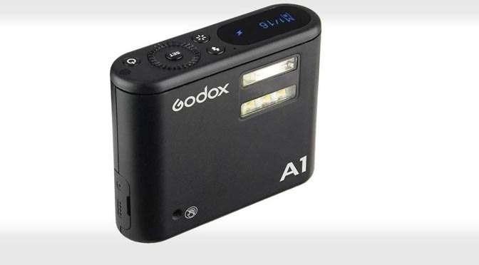 De Godox A1: een losse flitser voor je smartphone