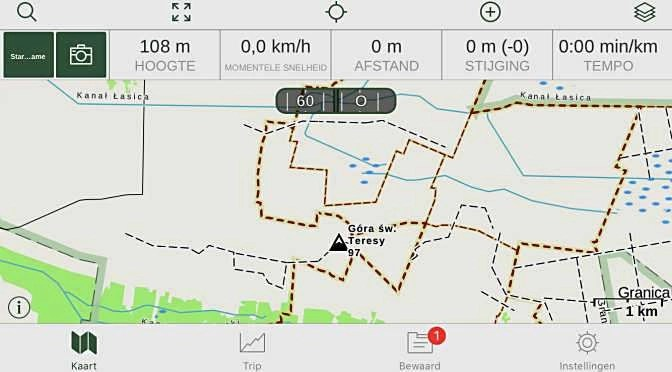 Telefoon als vervanger voor GPS?